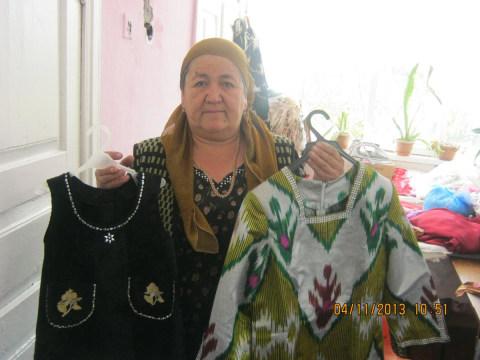 photo of Zubeida