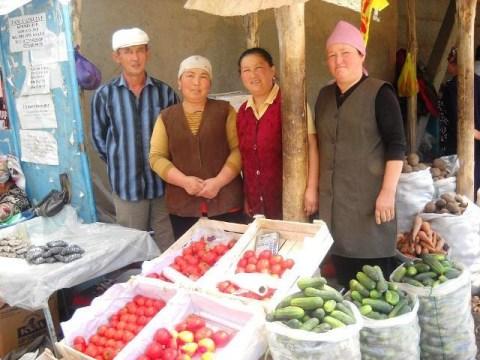 photo of Gulbara's Group