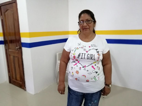 photo of Esther Mariselda