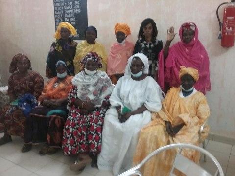 photo of 10 Mame Diarra Group