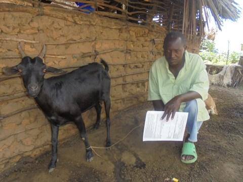 photo of Mwabari