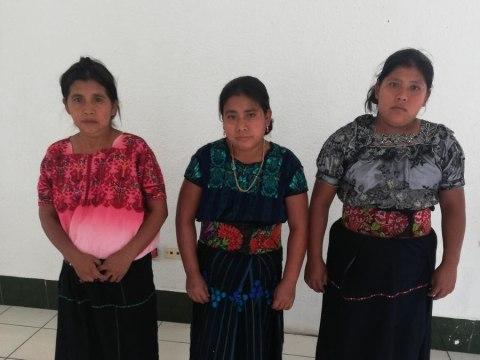 photo of Grupo Chuiwonabaj Las Rosas Group