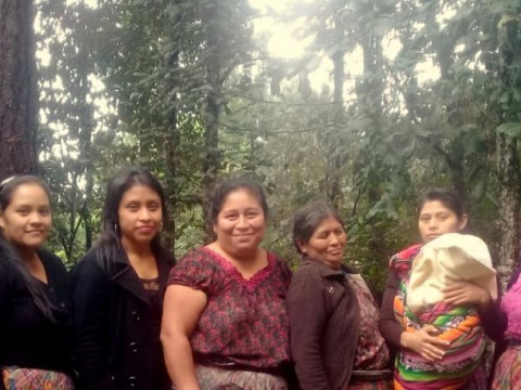 photo of Guadalupe Sacatepequez Group