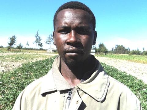 photo of Joseph Kinuthia