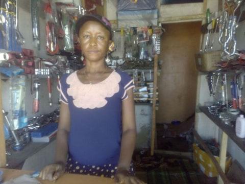 photo of Isata