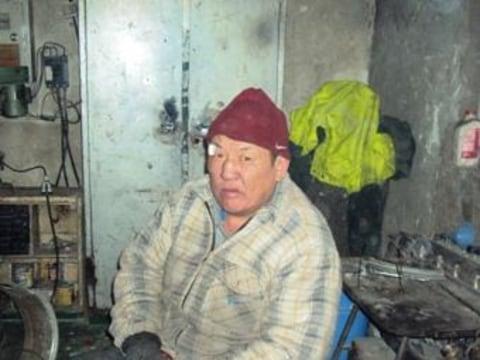 photo of Batsaikhan