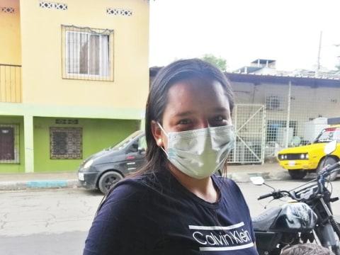 photo of Ana Gabriela