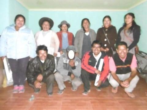 photo of Pacha Yllari De Huandar Group