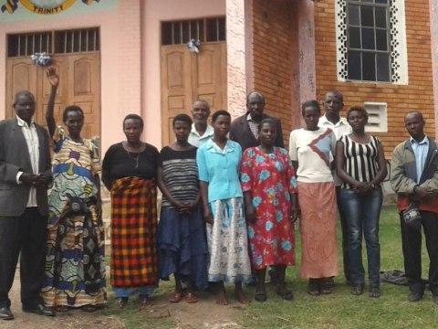 photo of Bunena Tukwatanise 'A' Group
