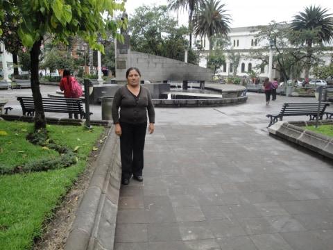 photo of Maria Mercedes