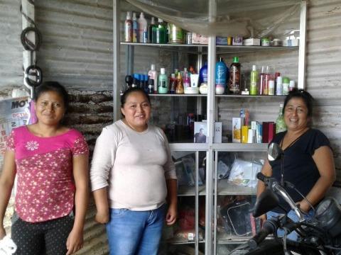 photo of Grupo Solidario Asunción De San Juan Group