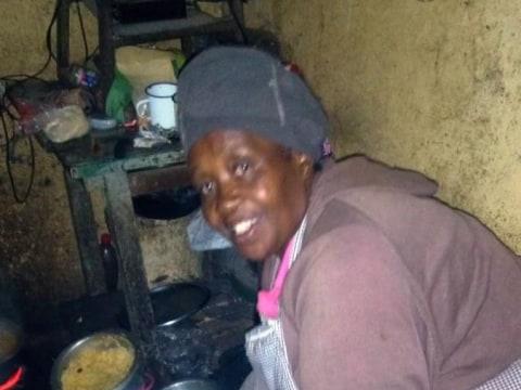 photo of Josephine Nyokabi