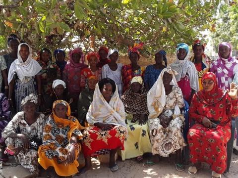 photo of Fatoumata Mouskoye's Group