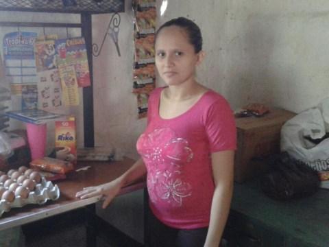 photo of Gabriela Patricia