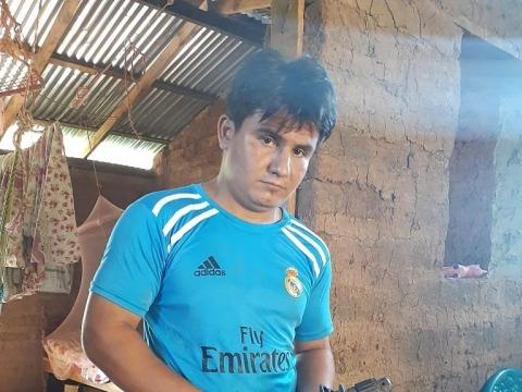 photo of Josué Rodolfo