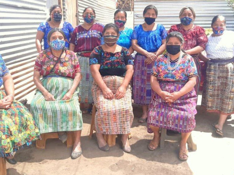 photo of Mujeres Promesas Group