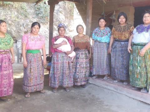photo of Paoj Tzununul Group