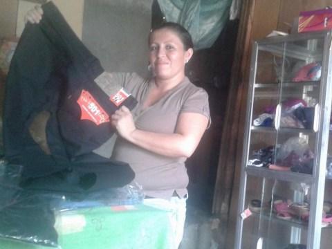 photo of Cristina Tomasa