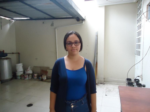 photo of Nathaly Andrea