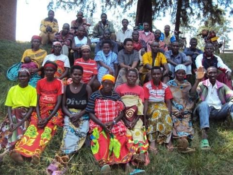 photo of Turwanyubunebwe Group