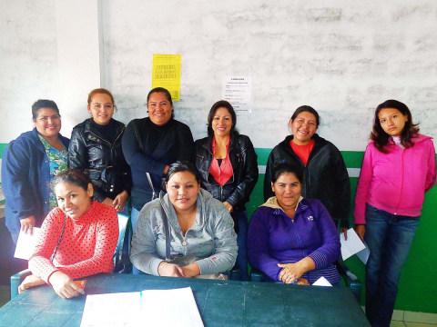 photo of Reina De Corazones Group