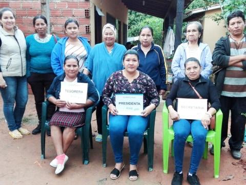 photo of Las Del 24 De Septiembre Group