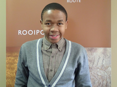 photo of Thabiso