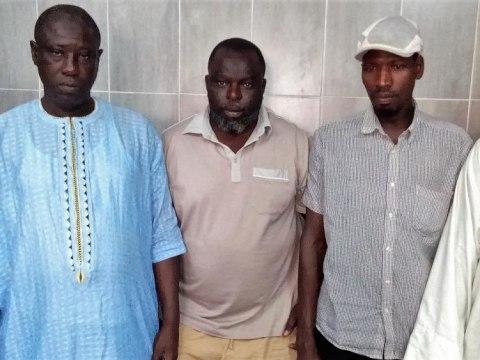photo of Amadou's Group