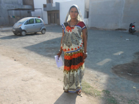 photo of Ushaben