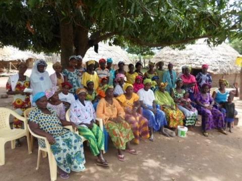 photo of Kadiatou's Group