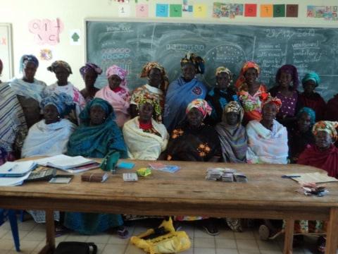 photo of Safietou's Group