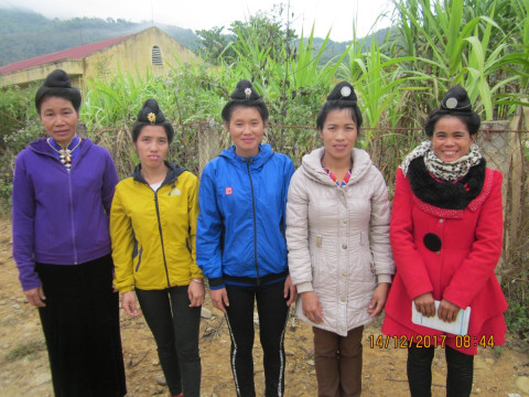 photo of He Muong 57 Group