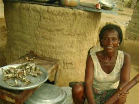 photo of Florence Eshun Araba