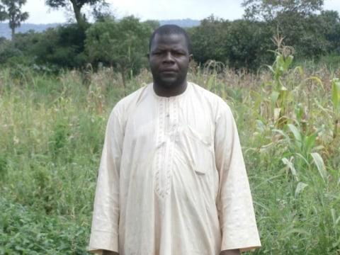 photo of Abdoulaye