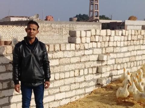 photo of Alaa