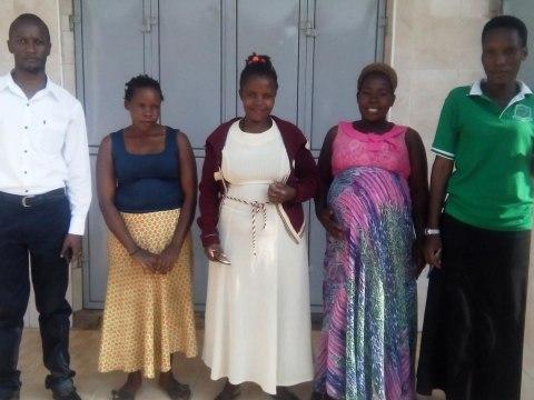 photo of Byonna Biyizinka Women's Group