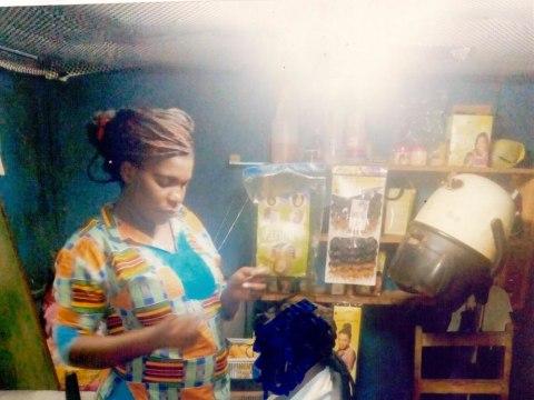 photo of Elizabeth Njeh