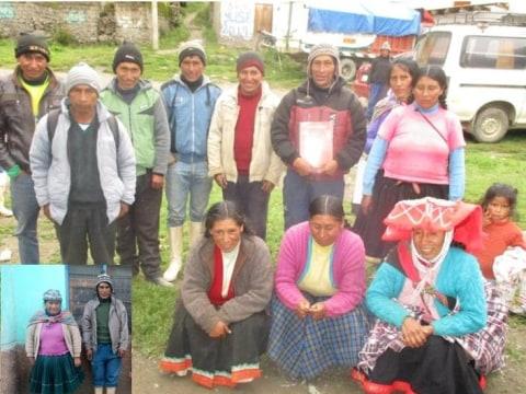 photo of Pachatusan De Hachacalla Group