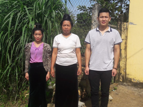 photo of Phuong's Group