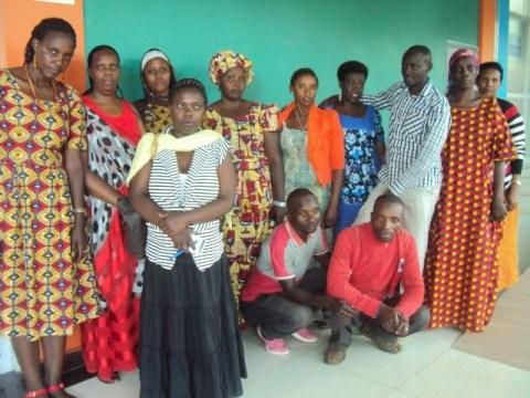 photo of Twubakane Acb Group
