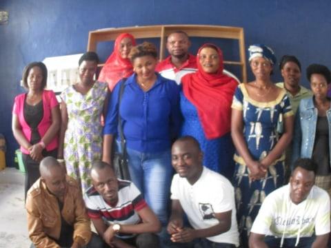 photo of Abahujwenimana Cb Sub Grp A Group
