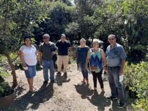photo of El Pedregal Greenhouse Community Bank Group