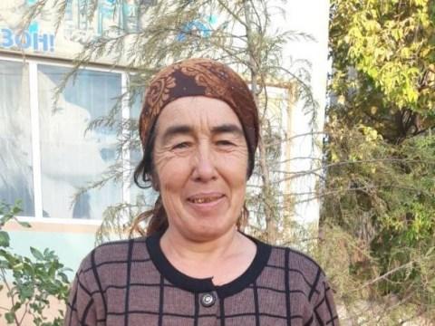photo of Mehrinisso