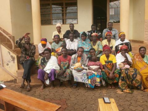 photo of Duterintambwe Group