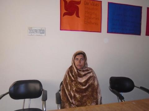 photo of Zahida Kausar