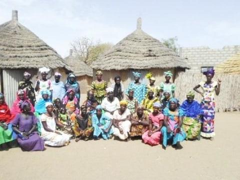 photo of Diouma's Group