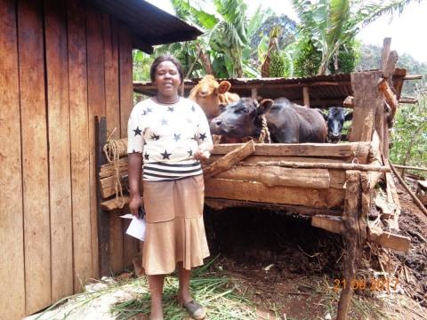 photo of Eunice Kawiria