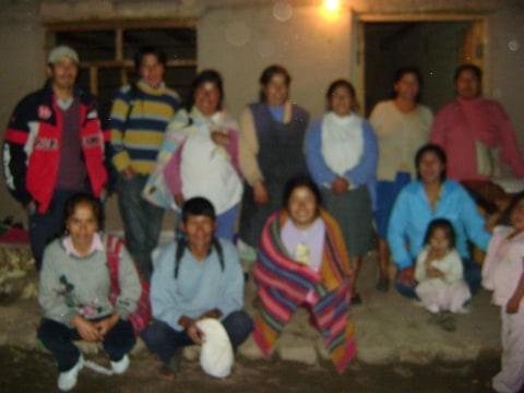 photo of Manos Juntas Rumichaca Alta Group