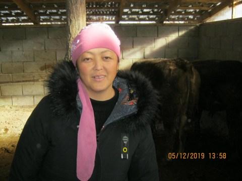 photo of Zyinagul
