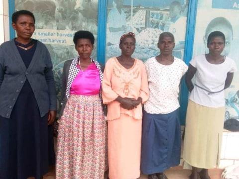 photo of Kabingo Bakyara Tukwatanise Group